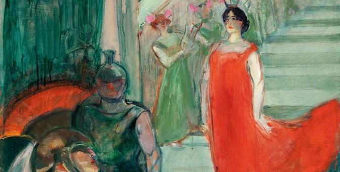 Henri de Toulouse-Lautrec. Der Weg in die Moderne.