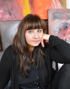 Justyna Gadek, Künstlerin, Abstrakte Malerei, [AOS] Magazine