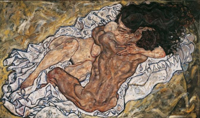 Klimt/Schiele/Kokoschka und die Frauen im Belvedere in Wien…