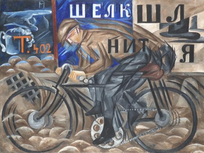 Chagall bis Malewitsch. Die russischen Avantgarden…