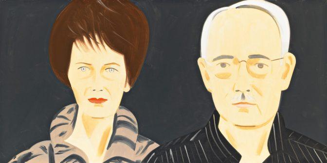 Agnes und Karlheinz Essl – Alex Katz