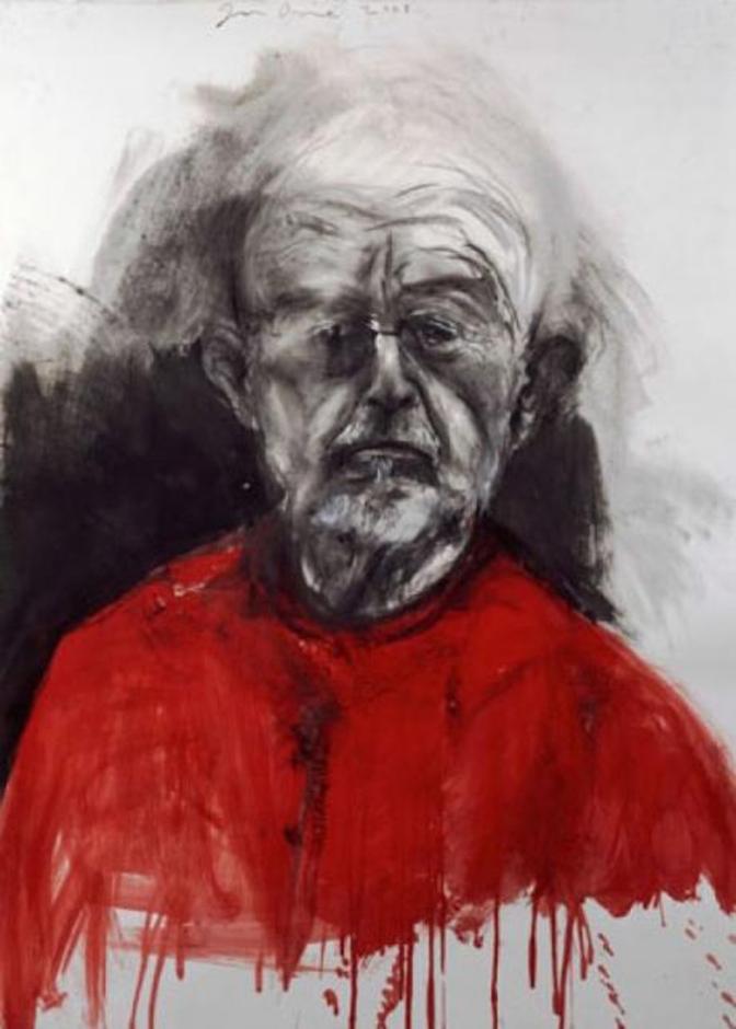 Jim Dine – Alter Reitersmann …
