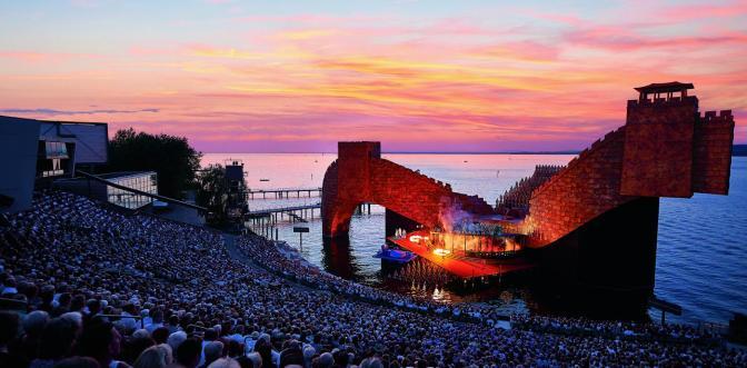70 Jahre Bregenzer Festspiele – Turandot bleibt Publikumsliebling …