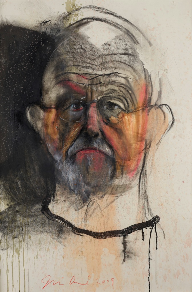 Jim Dine. I never look away…