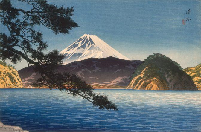 ITO SHINSUI – Maler und Holzschnittkünstler der modernen japanischen Kunst im 20. Jahrh.