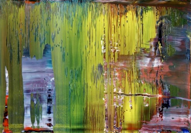 Gerhard Richter im 21. Jahrhundert