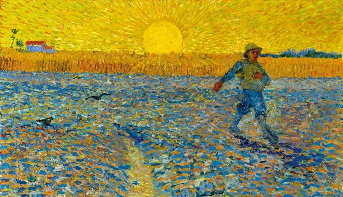 Seurat, Signac, Van Gogh – Wege des Pointillismus…