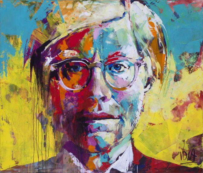 Andy Warhol – (1928-1987)