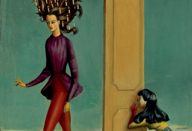 Leonor Fini – Zwei Frauen, 1939
