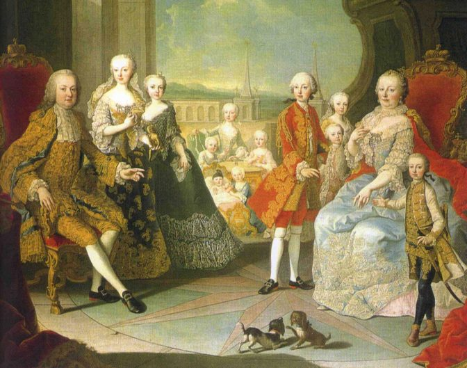 300 Jahre Maria Theresia: Strategin – Mutter – Reformerin